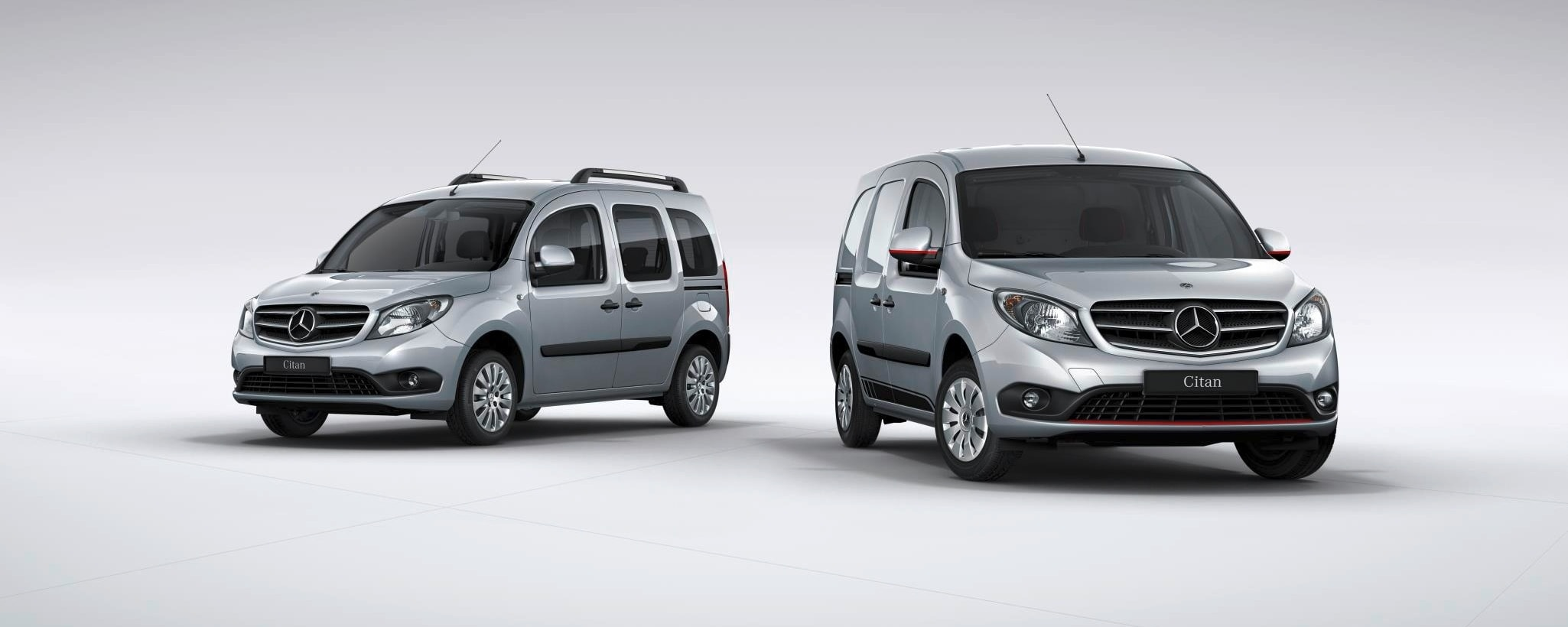 Citan Panel Van, Citan Mixto, Citan Tourer