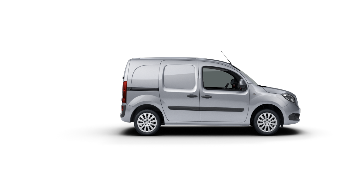 Citan Panel Van, 2,697 mm wheelbase