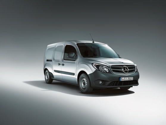 Mercedes-Benz Guides app for Citan