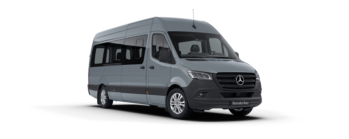 Sprinter Tourer, blue-grey, lead-free