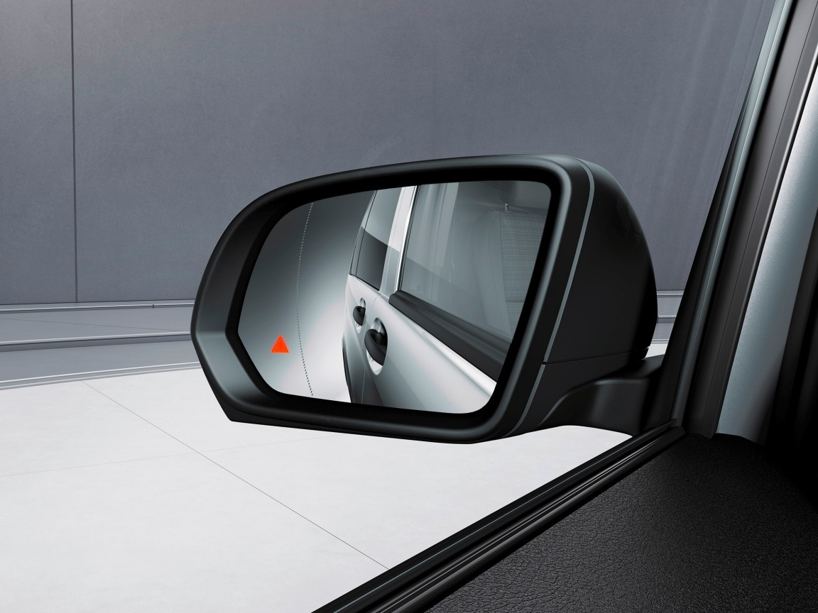Vito Mixto, Blind Spot Assist