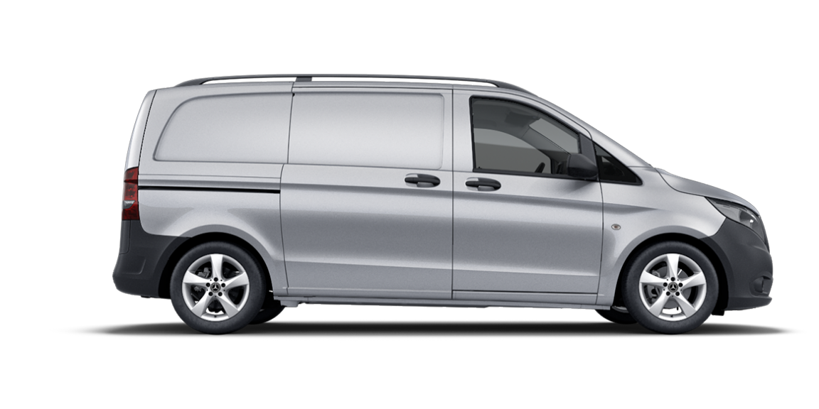 Vito panel van, 3200 mm wheelbase, short overhang