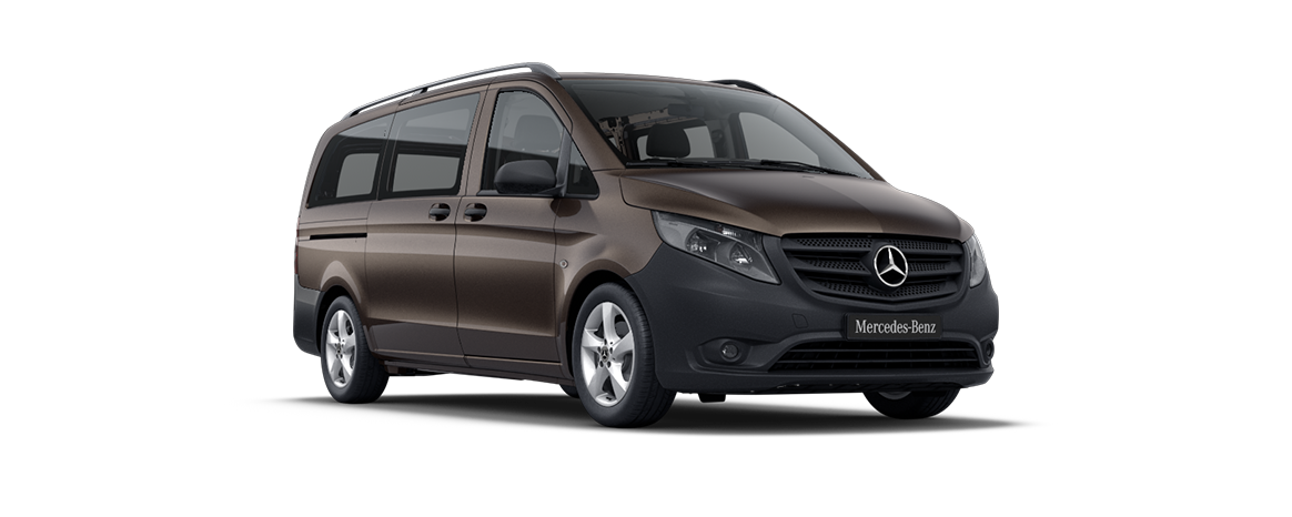 Vito Tourer, dolomite brown metallic