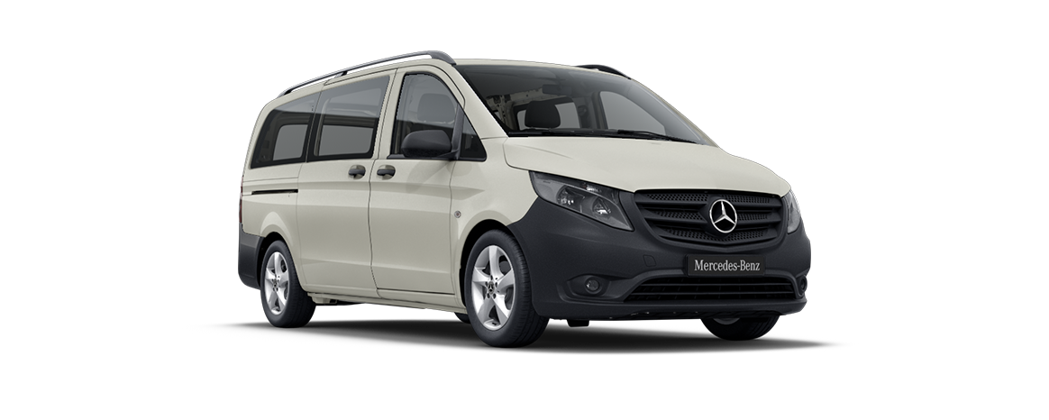 Vito Tourer, pebble grey