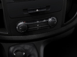Vito Tourer, TEMPMATIC semi-automatic air conditioning