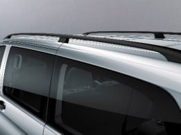 Vito Tourer, roof rails