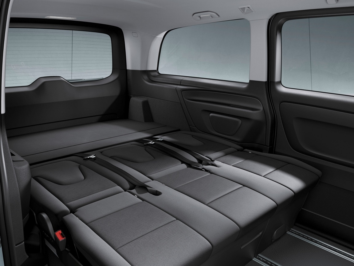 Vito Tourer, bunk package