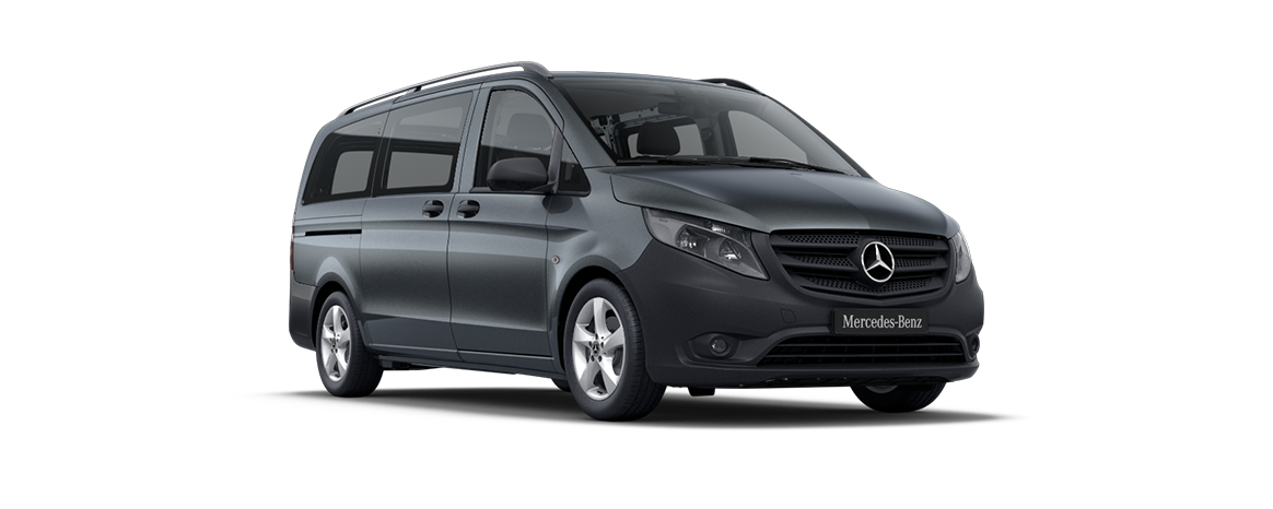 Vito Tourer, flint grey metallic