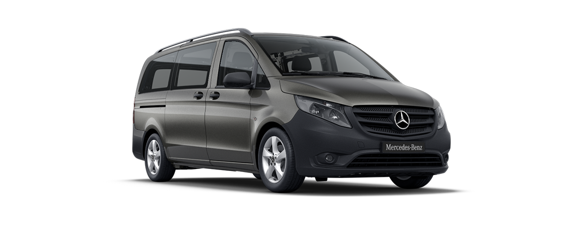 Vito Tourer, indium grey metallic