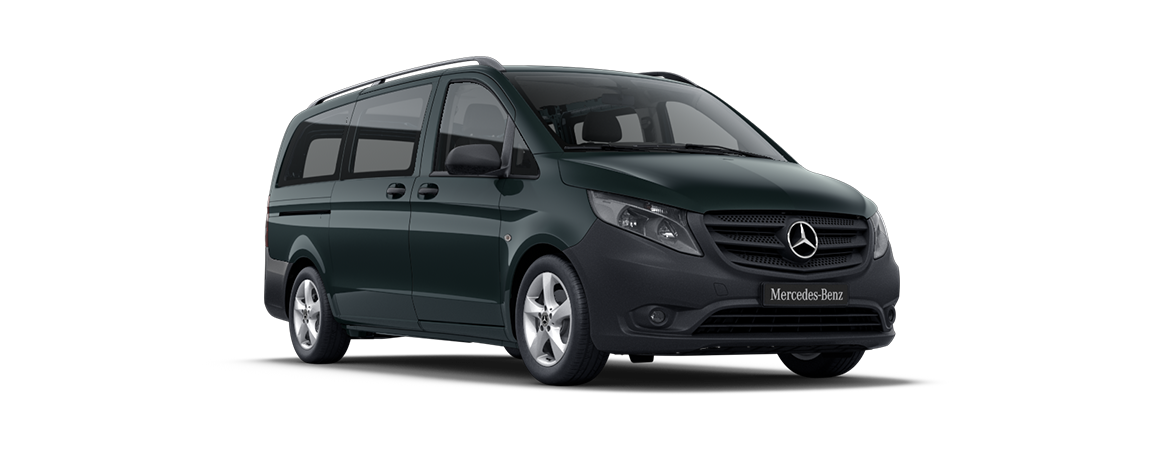 Vito Tourer, granite green