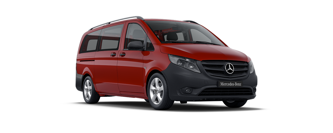 Vito Tourer, jupiter red