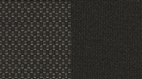 Santiago fabric, black